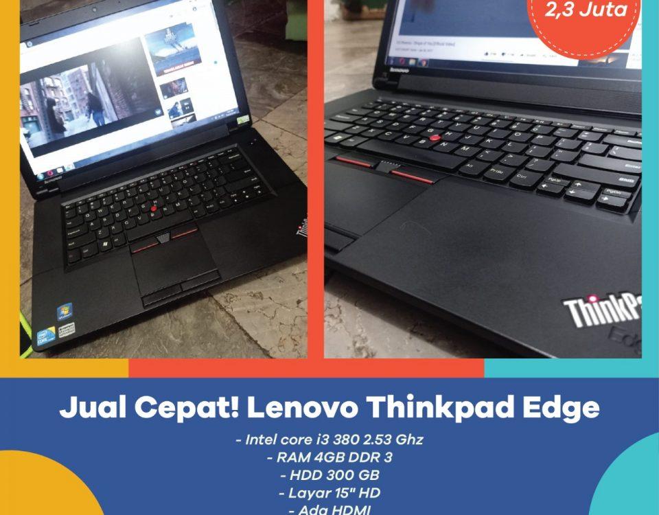 jual laptop second di cileungsi