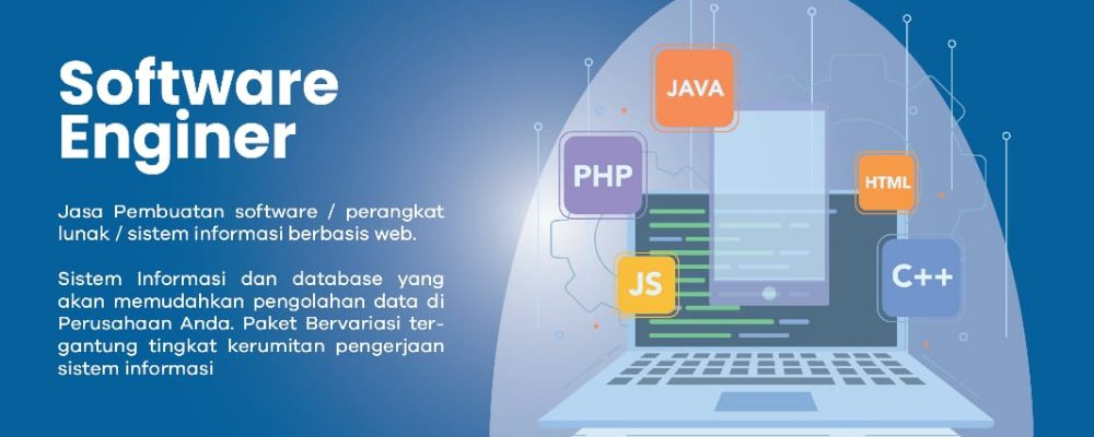 jasa pembuatan sistem informasi, website dan toko online