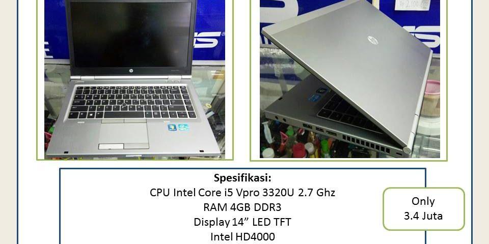 jual laptop seri bisnis class HP
